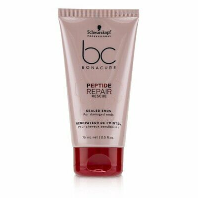 Schwarzkopf BC Bonacure Peptide Repair Rescue Sealed Ends (For Damaged 75ml