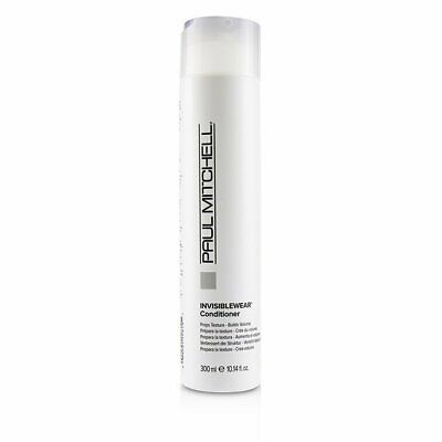 Paul Mitchell Invisiblewear Conditioner (Preps Texture - Builds Volume) 300ml