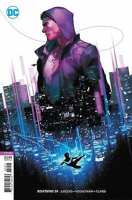 Nightwing 59 (Vol. 4) Rebirth - Variant (Yasmin Putri) - DC Comics (USA)