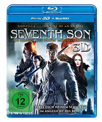 Seventh Son 3D - (German Import) (Uk Import) Blu-Ray New