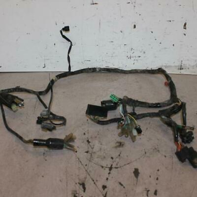 03 honda ruckus nps50 main engine wiring harness motor wire loom parts only