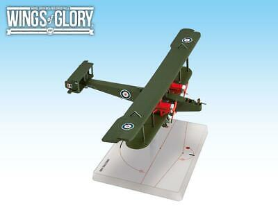 Ares Wings of Glory Handley Page O/400 - RNAS Box SW