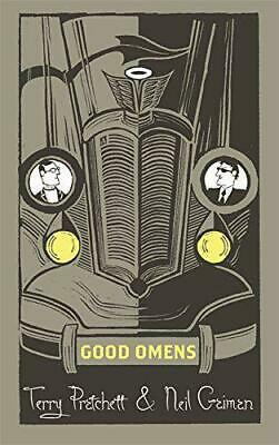 Good Omens by Pratchett, Terry, Gaiman, Neil, NEW Book, FREE & Fast Delivery, (H
