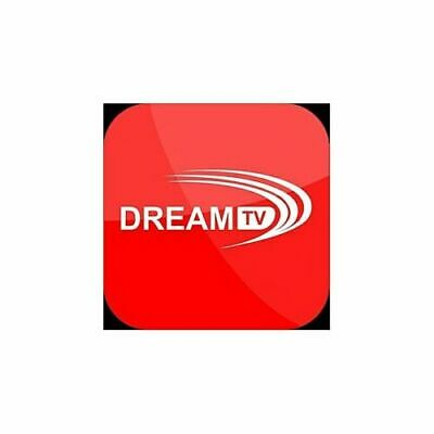 Dream IPTV Subscription For 12 months Compatible with most Devices & Systems,
