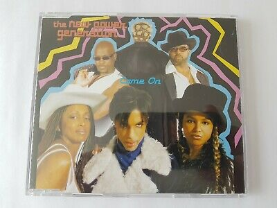 Prince Come On  Npg Records 6 Track Remix Cd