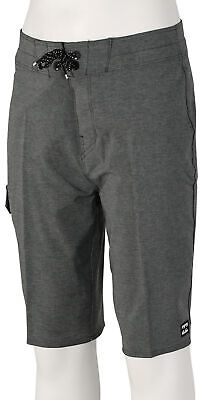 Billabong Boy's All Day Pro Boardshorts - Charcoal Heather - New