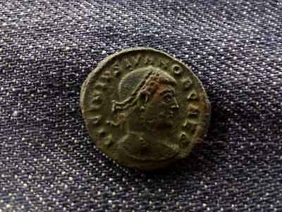 Roman Empire, Licinius II. Follis 320 CAESARVM NOSTRORVM VOT IS V
