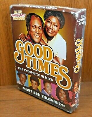 -NEW- Good Times The Complete Series (DVD, 2015) All 133 Dyn-O-Mite Episodes