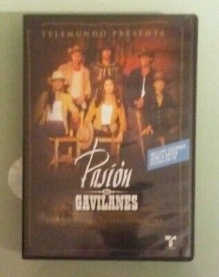 PASION DE GAVILANES New Sealed 5 DVD Set - $16 79 | PicClick