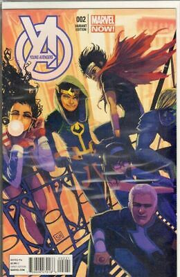 Young Avengers #2 Stephanie Hans 1:50 Variant Marvel Comics 2013