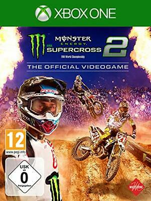 Monster Energy - Supercross 2 - The Ufficiale Videogame Xbox One