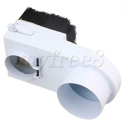 25x11x16.5cm Spindle Dust Cover Shoe Vacuum Cleaner for CNC Router Engraving