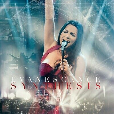 Evanescence - Synthesis Live CD Sony Music Entertainment NEW
