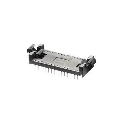 40-C182-10 Aries Socket IC, Dil, Lock/Eject , Integrated Circuit