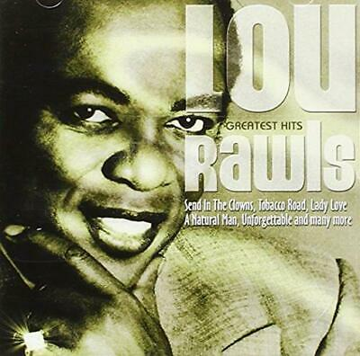 Greatest Hits, Lou Rawls, Audio CD, Good, FREE & FAST Delivery