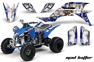 Atv Grafik Kit Quad Sticker für Yamaha Yfz450 2004-2014 Hatter W U