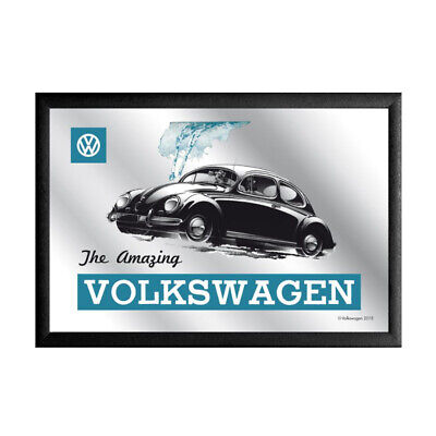 Mirror VW Beetle The Amazing, 20 x 30 cm