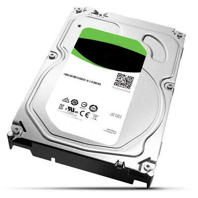 "3.5"" Desktop PC HDD Internal Hard Drive SATA 7200RPM  CCTV Select Capacity Lot"