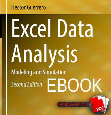Excel Data Analysis: Modeling and Simulation 2019 (ebook_pdf)