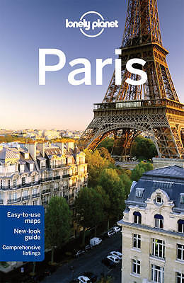 (Good)-Lonely Planet Paris (Travel Guide) (Paperback)-Williams, Nicola,Pitts, Ch