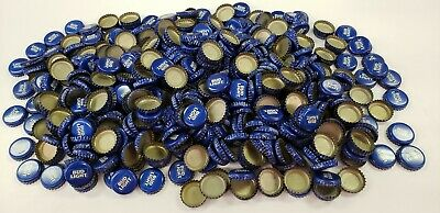 500 (Bud Light) Beer Bottle Caps NO DENTS Beer Bottle Caps Free Shipping  Clean