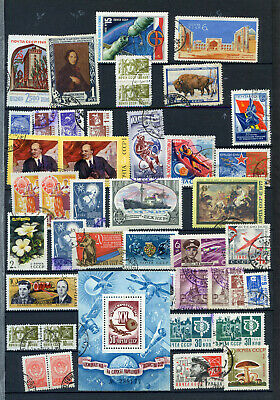 RUSSIA LOT OF Old Stamps #6Y - $1 18 | PicClick