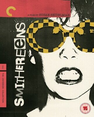 Nuovo Smithereens (Criterion Collection) Blu-Ray