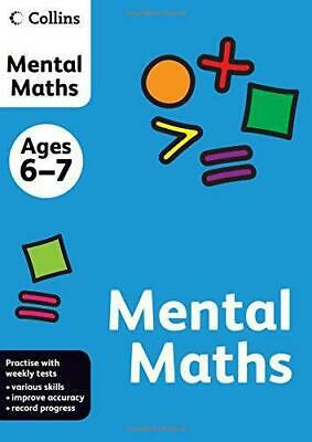 Collins Mental Maths: Ages 6-7 (Collins Practice), , Good Condition Book, ISBN 9