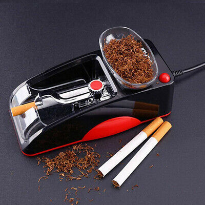 Electric Cigarette Rolling Machine Automatic Tobacco Injector Maker Roller B5M6X