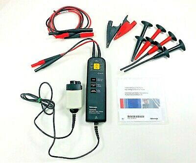Tektronix THDP0200 High Voltage Differential Probe, Accessories and 020-3078-01