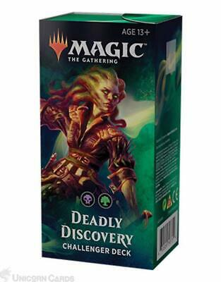 MTG - Magic: the Gathering Challenger Deck 2019 : Deadly Discovery :: New & Seal