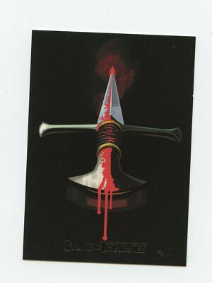2015 Game Of Thrones Season 4 Beautiful Death #Bd8 Stick With Pointy End *63678