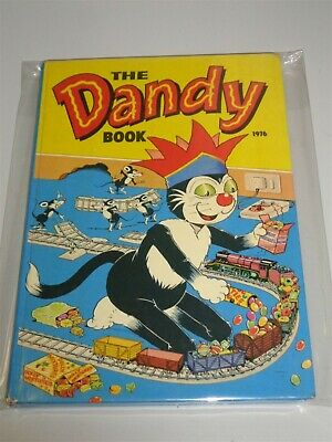 Dandy Book 1976 British Annual Nice Second Hand Copy<
