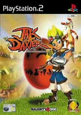 Jak and Daxter: The Precursor Legacy (PS2) PlayStation 2 USATO PAL ITA
