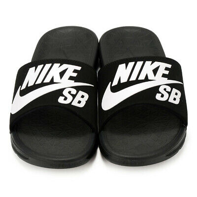 sneakers for cheap 8584d ca12b Nike Benassi Solarsoft Sb 840067  Taille 50,5  Homme Douche - Tongs de
