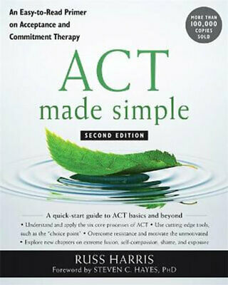 NEW Act Made Simple 2nd Ed By Russ Harris Paperback Free Shipping