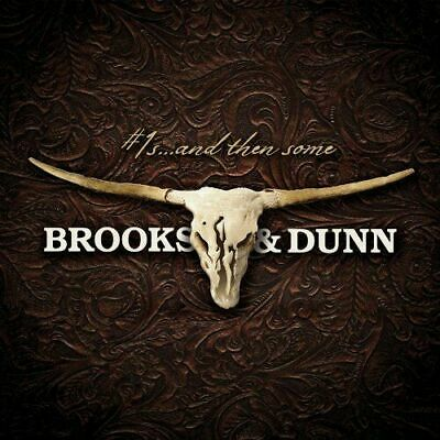 Brooks & Dunn (#1'S...& Then Some - Greatest Hits 2Cd Set Sealed + Free Post)