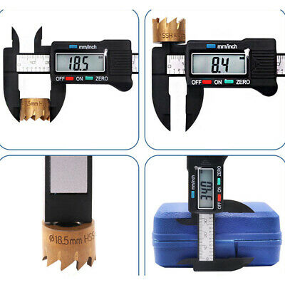 0-150mm Electronic Digital-LCD Calibrator Vernier Calipers Accurately Measured