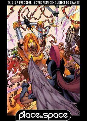 (Wk24) Asgardians Of The Galaxy #10 - Preorder 12Th June