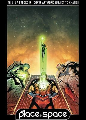 (Wk24) Justice League Odyssey #10A - Preorder 12Th June