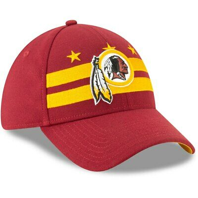 san francisco ee5df 87ce2 Washington Redskins 2019 New Era NFL Draft On Stage Hat 39Thirty U Pix M L L