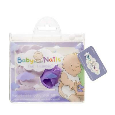 The Thumble - Wearable Baby Nail File by Nails - New Standard Pack,