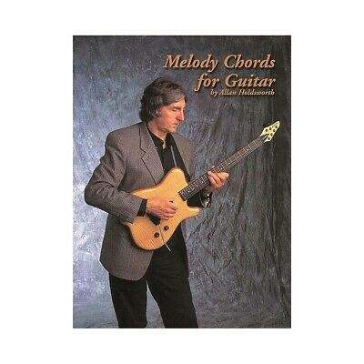 Centerstream Publishing Melody Chords for Guitar by Allan Holdsworth Book