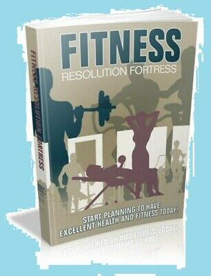 new Fitness Resolution Fortress FULL MASTER RESELL RIGHTS & FREE SHIP