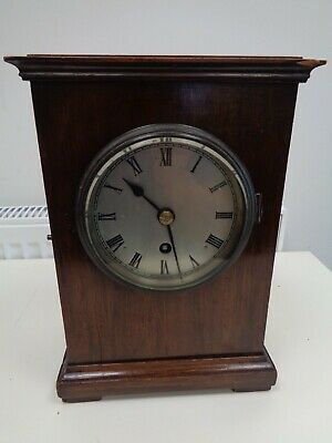 Antique/Vintage Mantel/Bracket Clock Fusee Movement Government Department?