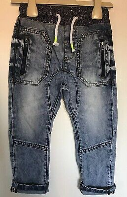 Next Boys Blue Denim Jeans. Age 1 1/2 - 2 Years