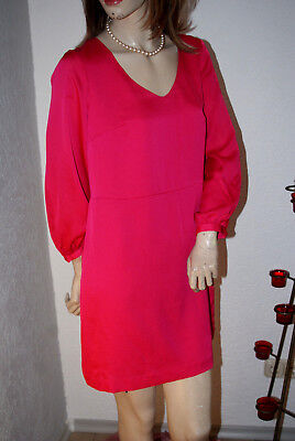 Feines seidiges Kleid **H&M CONSCIOUS COLLECTION** pink nw 38