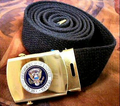 Presidential Seal of the United States Belt & Buckle