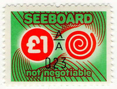 (I.B) Cinderella Collection : South-East Electricity (Seeboard) Savings £1