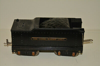 PREWAR STANDARD GAUGE Lionel No 8 E Maroon Engine Super